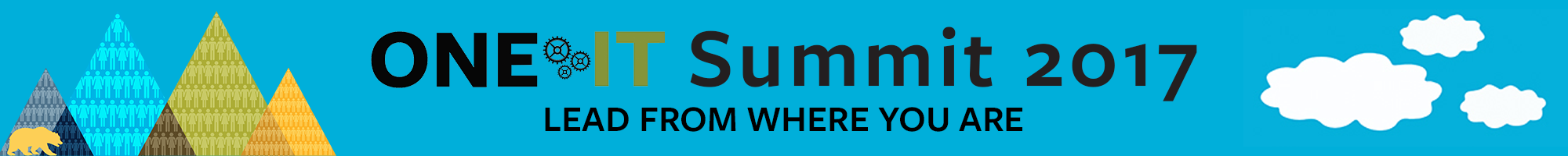 One IT Summit header