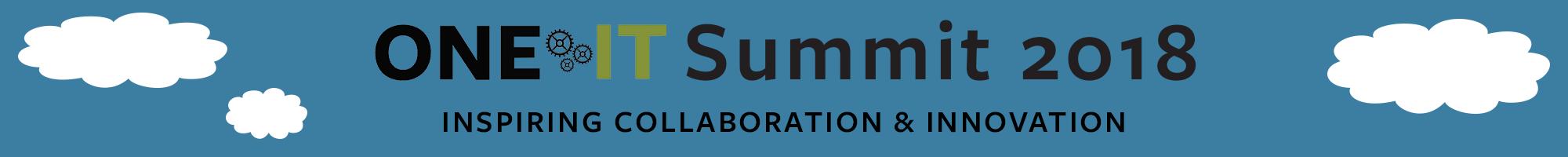 IT summit banner