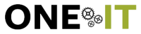 One IT logo
