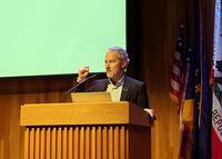 Dean Lyons speaks at ReIT open seminar on May 16