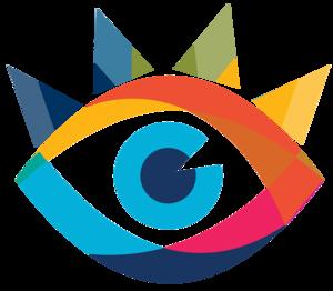 IT Summit 2020 logo (a colorful eye)