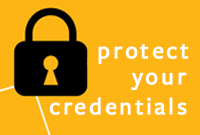 protecting credentials image