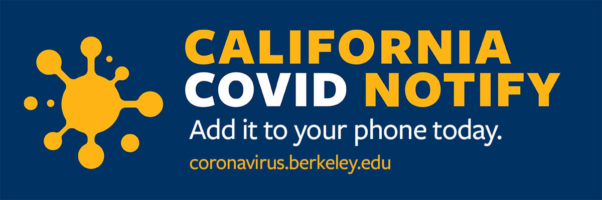 Add CA COVID Notify to your phone today