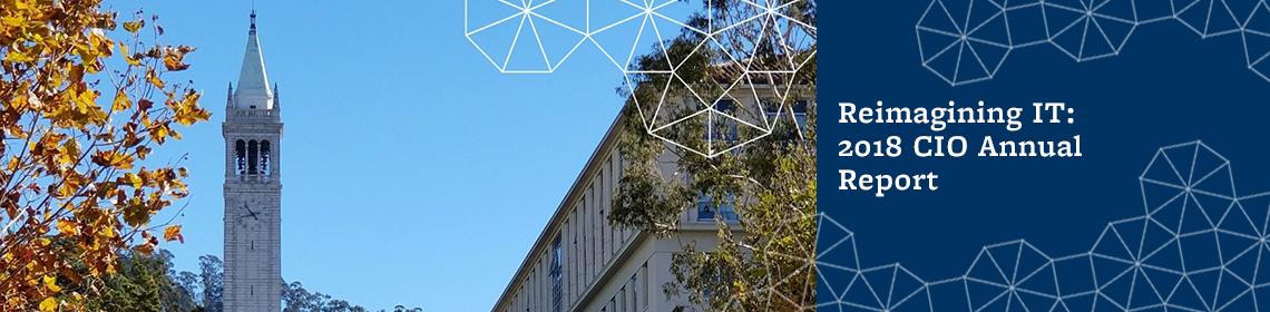Reimagining IT: 2018 CIO Annual Report