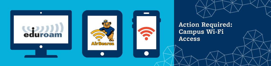 Action Required on Oct. 2: Campus Wi-Fi Access