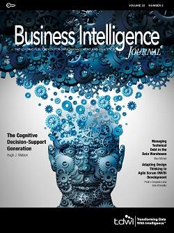 Business Intelligence Journal | Vol 22, No 2