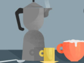 graphic for Coffee with the CIO