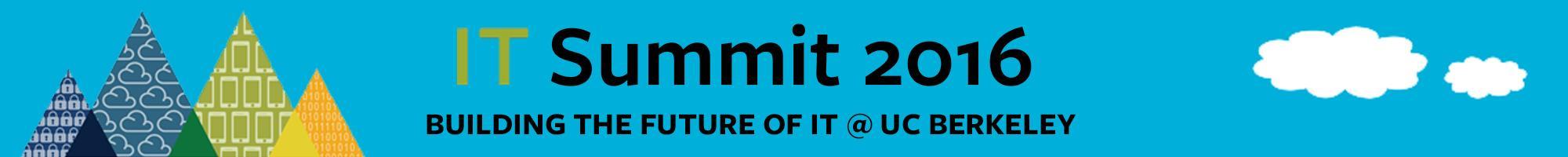 IT Summit header logo