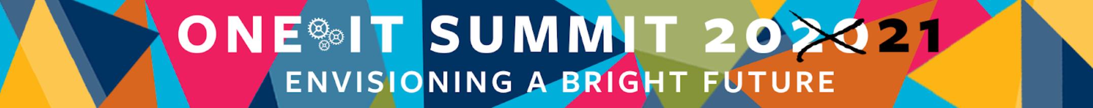 IT Summit header 2020 to 2021