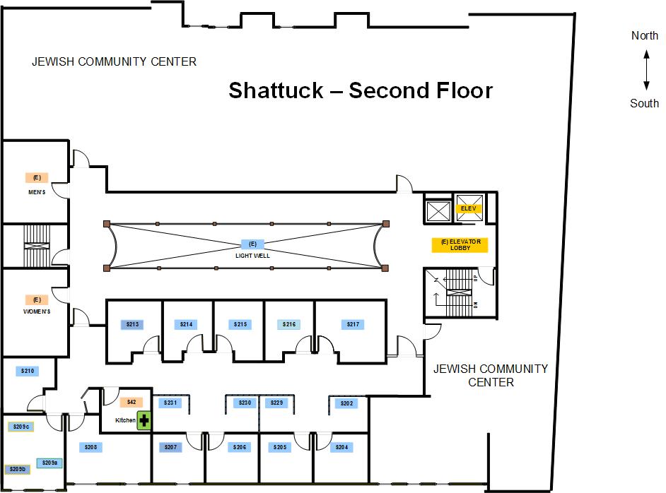 2484 Shattuck 2nd Floor