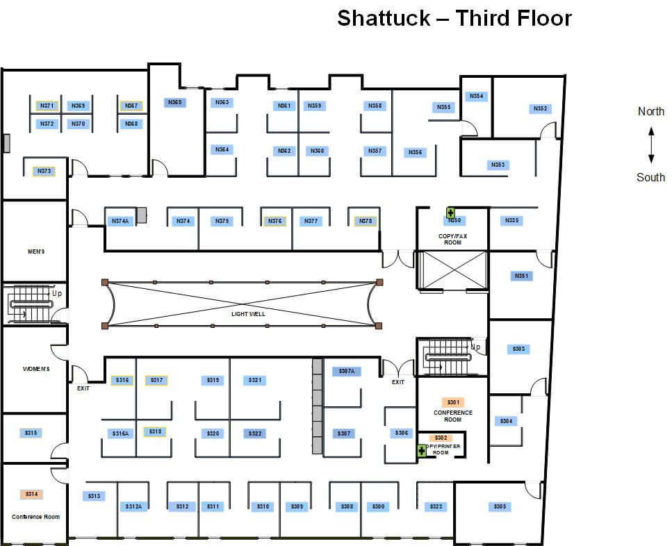 2484 Shattuck 3rd Floor