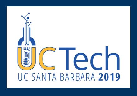 UCTech 2019 logo