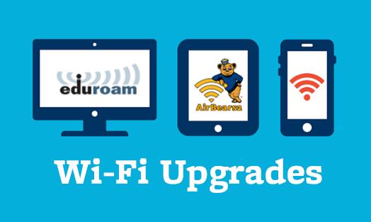 Wi-Fi Upgrades graphic