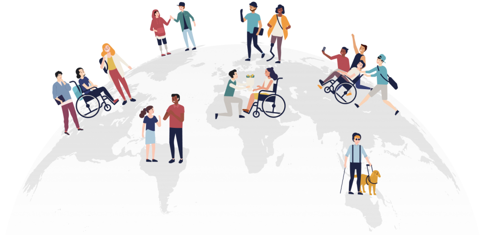 graphic for Global Accessibility Awareness Day 2021
