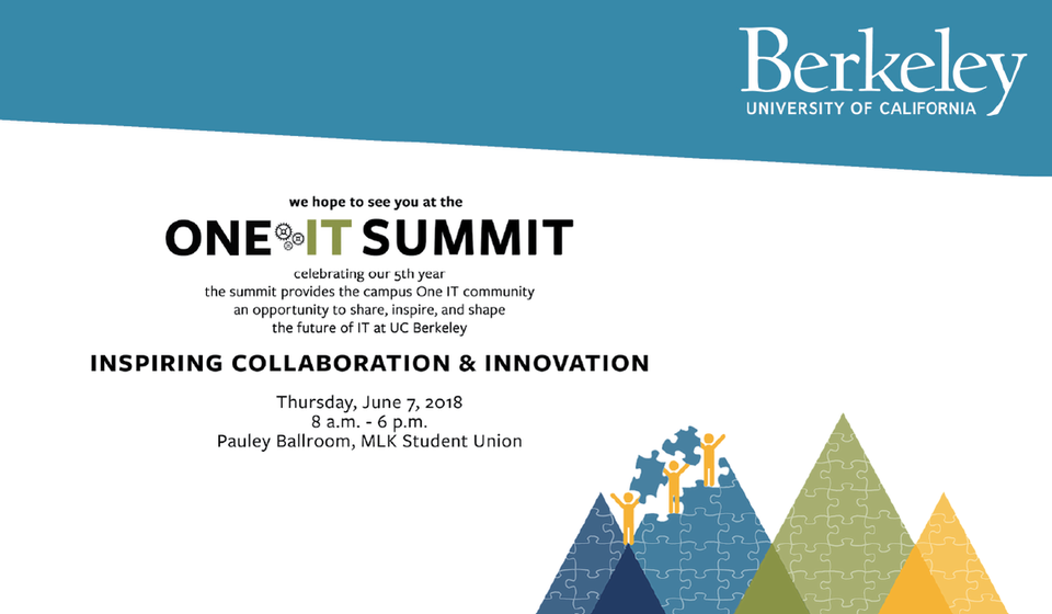 Register for the One IT Summit