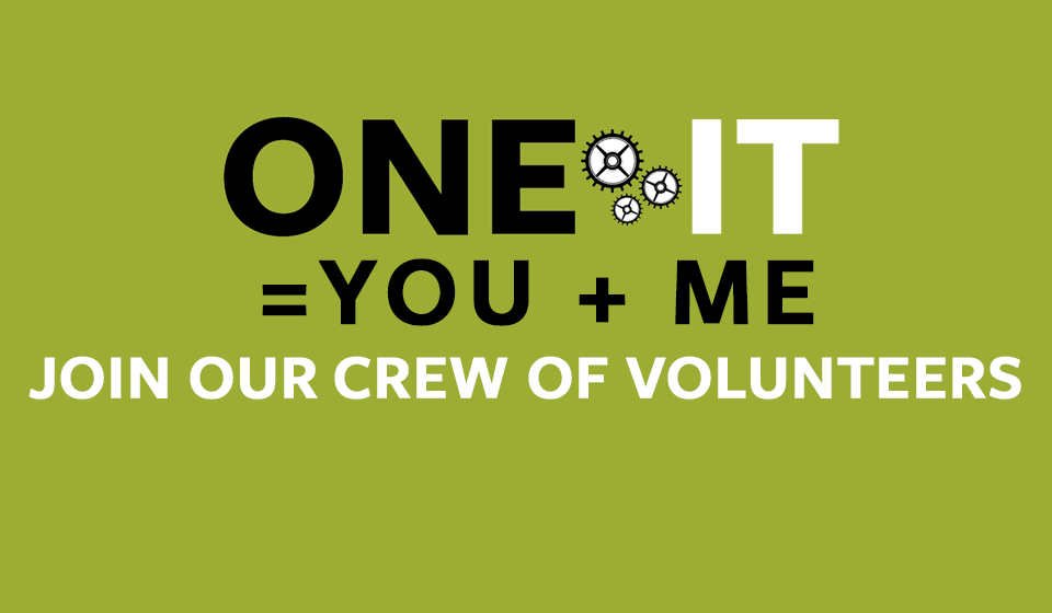 Volunteer for One IT