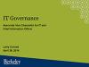 image of IT Governance