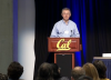 image of Larry Conrad presenting at IT Summit