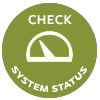 check system status button