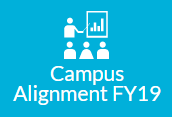 Campus Alignment FY19 button