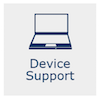 Device Support icon