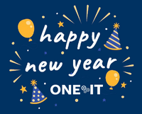 Happy New Year One IT