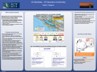 thumbnail for IST Business Continuity poster