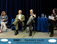 photo of IT Summit leadership panel
