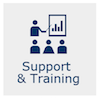 Support & Training icon