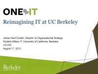 cover slide for presentation at UCCSC