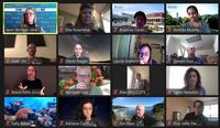 screenshot of the Sept. 10 CIO Forum in Zoom