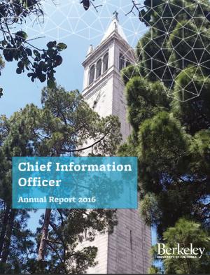 cover image for CIO Annual Report 2016