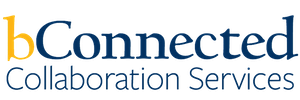 bConnected Collaboration Services logo