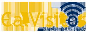 CalVisitor logo