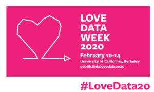 Love Data Week promo