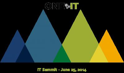 IT Summit graphic